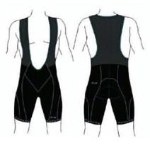 BBB Squadra Mens Cycle Cycling Shorts Black 10 panel Lycra Padded High Quality